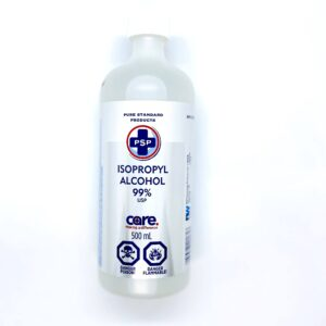 PURE STANDARD PRODUCTS ISOPROPYL ALCOHOL 99% 500ML