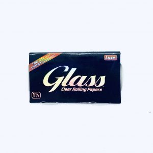 Glass Cellulose Papers 1 1/4 Rolling Papers